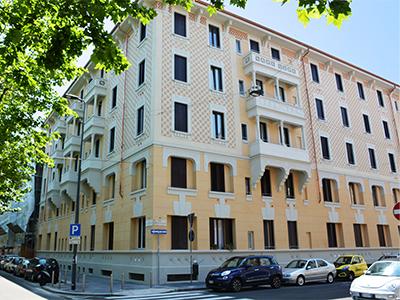 Caseggiato di via Brioschi 93, Milano